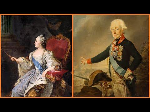 Кем была А. В. Суворову Екатерина II ?