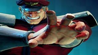 Street Fighter V   М. БАЙСОН В ОНЛАЙН ЗАМЕСЕ