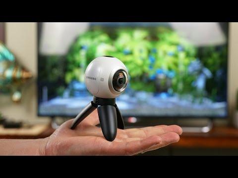 Samsung Gear 360 4k Spherical Camera Review