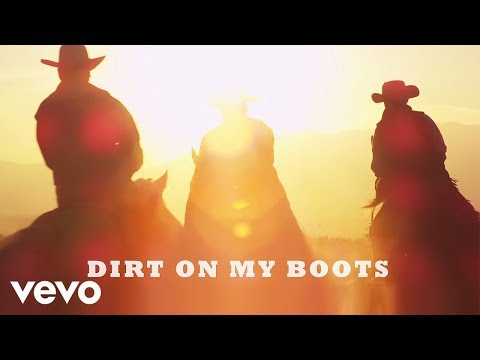 Jon Pardi - Dirt On My Boots (Official Lyric Video)