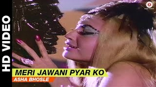 Meri Jawani Pyar Ko - Upaasna   Asha Bhosle   Sanjay Khan