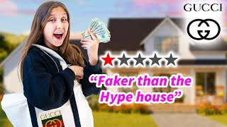 I Turned My HOUSE Into A GUCCI STORE - Mimi Locks