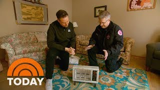 Rossen Reports Update: How To Stay Safe When Using Space Heaters   TODAY