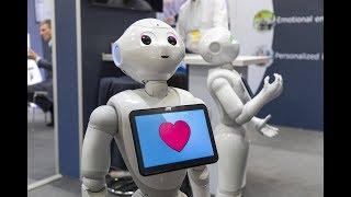 SophieCo. Роботы среди людей: помощь или опасность?