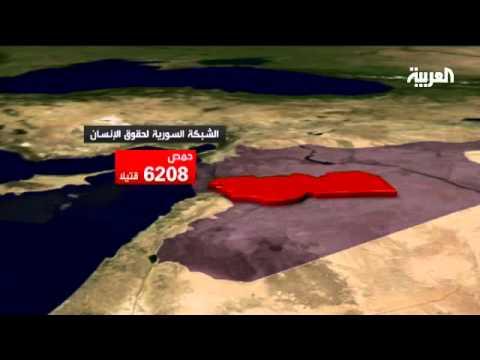 القتل في سوريا في إزدياد وخصوصا الأطفال