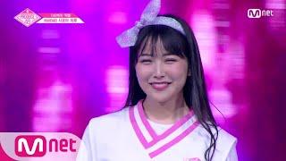 PRODUCE48[단독/직캠]일대일아이컨택ㅣ시로마미루-♬내꺼야180629EP.3