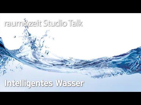 Urs Surbeck: Intelligentes Wasser (raum&zeit Studio Talk)