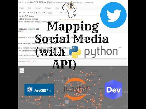 Mapping Social Media
