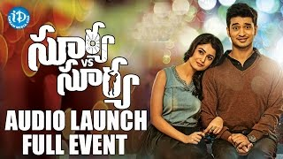 Surya Vs Surya Movie Audio Launch Full Event | Nikhil Siddhartha | Tridha Choudhury
