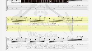 Evergrey   As Light is our Darkness Beyond Salvation BASS GUITAR TAB