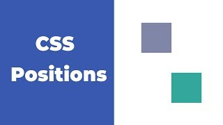 CSS Position Tutorial | Learn CSS For Beginners