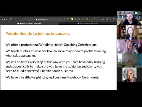 How To Become A Certified Wholistic Health Coach & Build A ...