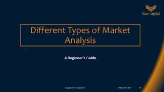 Different Types of Forex Market Analysis for Trading and Investment