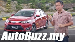 2016 Toyota Vios 1.5L GX facelift review - AutoBuzz.my
