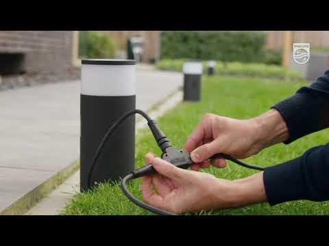 Philips Hue How-To: Installation der Philips Hue Außenbeleuchtung