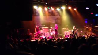 Bayside - dear tragedy (ending) - electric factory 5/23/2013