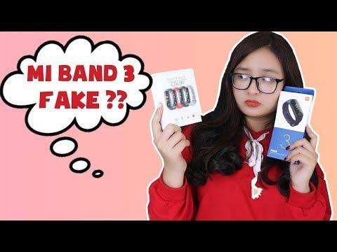 """Đánh giá chi tiết Colmi M3C: Mi Band 3 """"Fake"""" ???"""