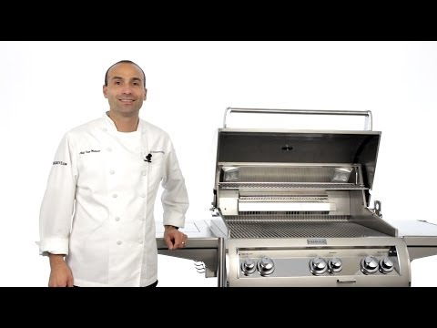 Fire Magic Echelon Analog Series Gas Grill