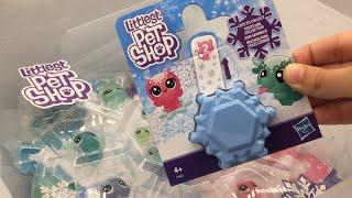 Littlest Pet Shop: Buzul Minişler Koleksiyon Açılımı ❄️