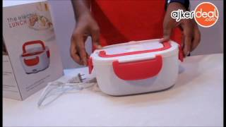 Kotak Makan Electrik atau Lunch box Electric