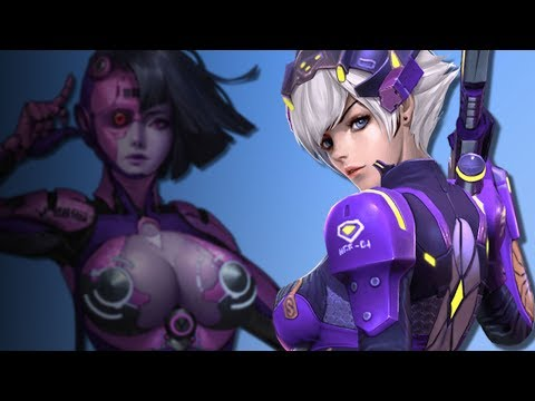 ABSOLUTELY NOT OVERWATCH: Gameplay of the Worst Rip-Off