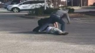 Homeless man helps officer take down suspect - Video Youtube