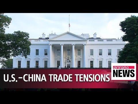 U.S. to impose 25% tariff on US$50 bil. worth of Chinese goods