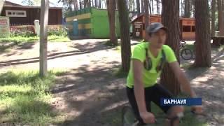 Барнаул присоединился к акции «На работу — на велосипеде!»
