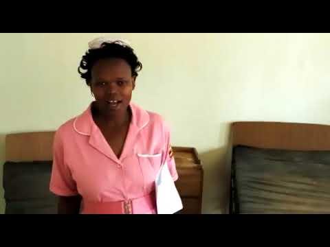 Solar kits for safe motherhood in Bugiri