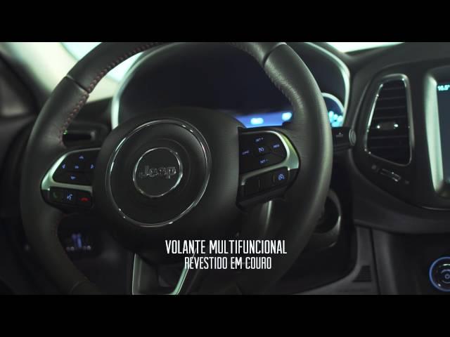 Jeep Compass - Conforto