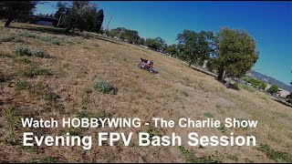 The Charlie Show /// Episode 167 /// FPV evening session