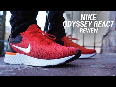 NIKE ODYSSEY REACT REVIEW