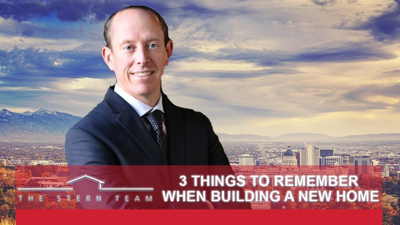 3 Things to Remember When Building a New Home