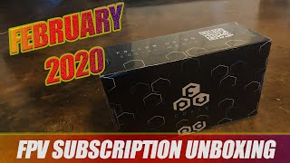February FPVCRATE | 2020 | Unboxing & Review