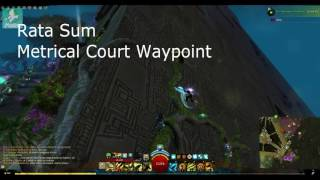 Video Gw2 Llama Roundup Guide All Llama Locations And Jumping Puzzle