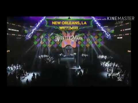 WWE 2K19 WrestleMania 34     The Undertaker VS John Cena