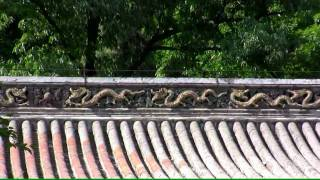Video : China : TanZheSi and JieTaiSi : ancient temples west of BeiJing 北京