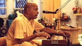 Prabhupada - Lost Kirtan at Dr. Misra's Asrama (1965 NYC