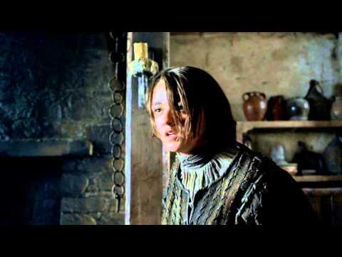 Game of Thrones Season 4 (Teaser 'Stark Direwolf')