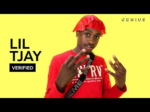 """Lil Tjay """"Brothers"""" Official Lyrics & Meaning   Verified"""