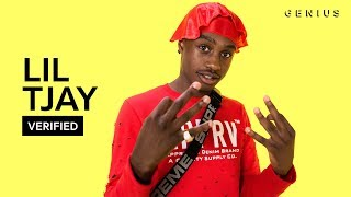 """Lil TJay """"Brothers"""" Official Lyrics & Meaning 