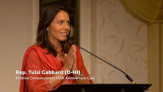 Tulsi's maha mantra that would make George Harrison smile