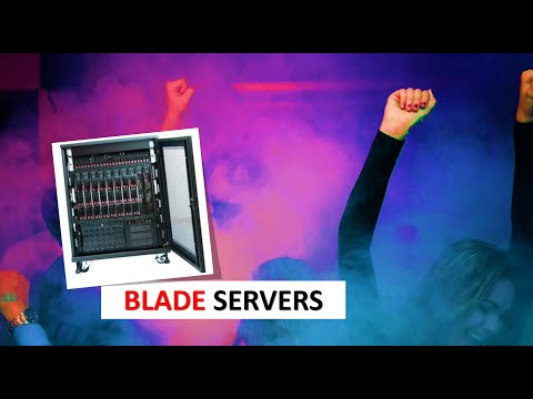 INTRODUCTION TO BLADE SERVERS