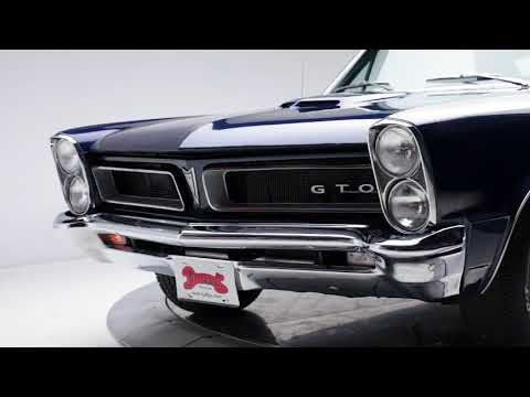 Video of '65 GTO - N6UR