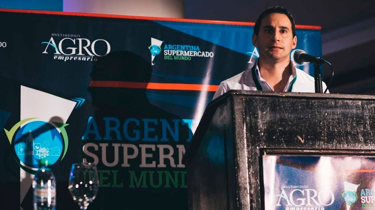 Joel Suvirada - Gerente de SpeedAgro