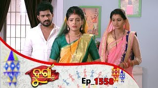 Durga | Full Ep 1558 | 7th Dec 2019 | Odia Serial – TarangTV