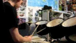 40 Below Summer - All About You drum cover