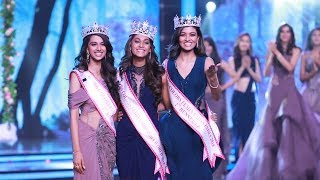Miss India 2018 Finale: Crowning Moments