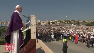 Il y a 5 ans, le Pape se rendait à Lampedusa
