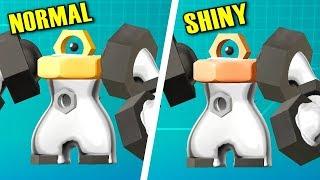 Pokémon Let's Go Pikachu & Eevee - All SHINY Pokémon (Full Pokédex)